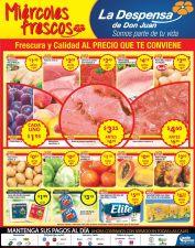 A comprar estas ofertas de miercoles en la despensa - 06jul16