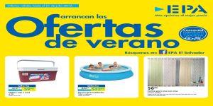 EPA el salvador ofertas vacaciones agostinas 2016