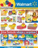 PACK de los producto de alto consuimo WALMART pallets