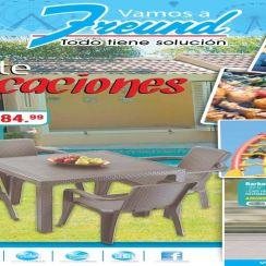 cuadernillo de ofertas FREUND el salvador vacaciones de agosto 2016