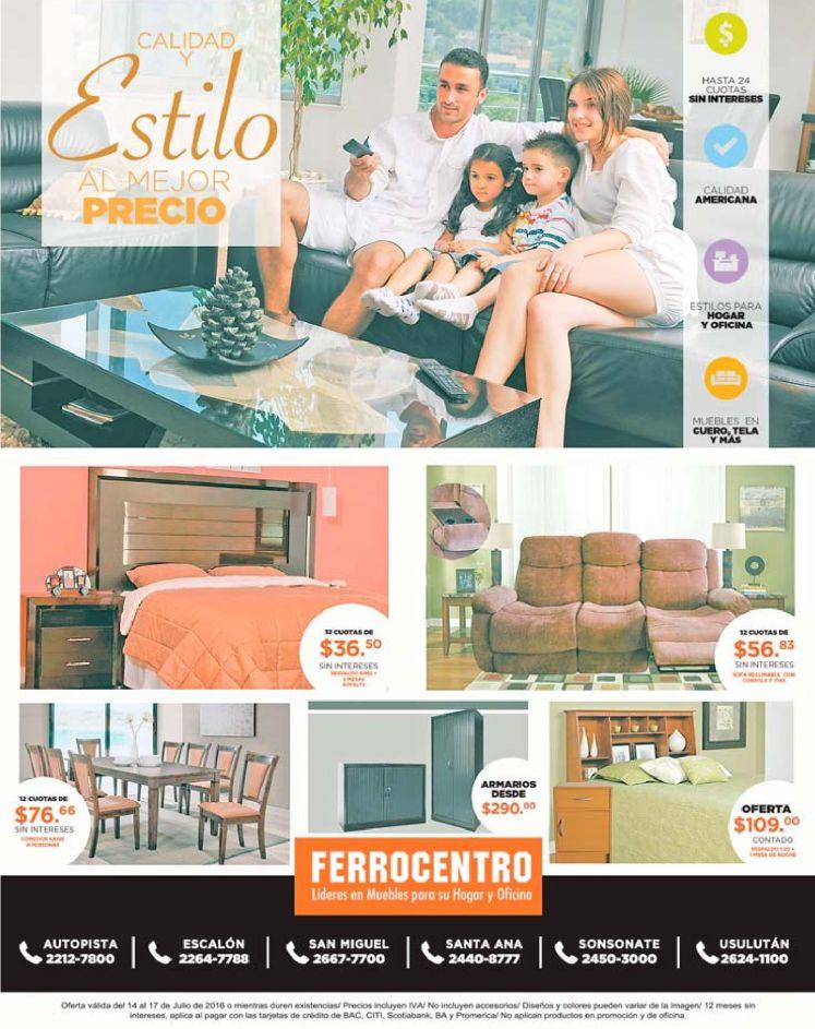 exclusive FURNITURE designs by ferrocentro sv