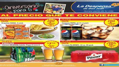 guia de compras La Despensa de Don Juan agosto 2016