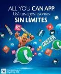 All you can android APP and iphone app store