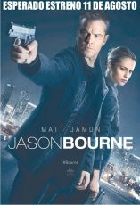 JASON BOURNE 2016 the movie