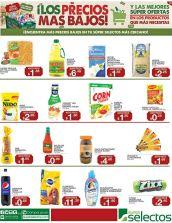 LOs precios mas bajos en SUPER SELECTOS - 26ago16