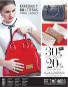 PRISMAMODA carteras y billeteras con descuentos fashion
