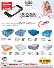 Promociones con saldo al comprar tu cama en la curacao