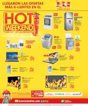 Realiza CANJE de megamillas en el hot weekend promotions
