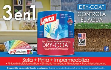 Sella Pinta e Impermeabiliza LANCA usa technology quality premium