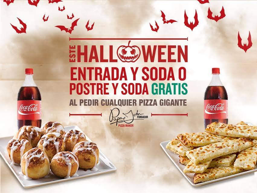 promociones-de-halloween-papa-johns-pizza-el-salvador