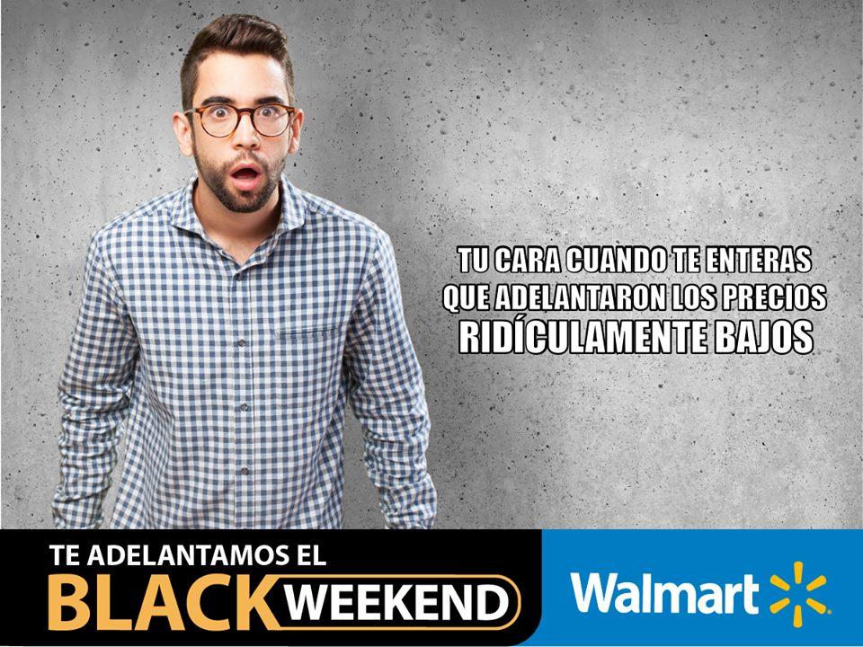 Black WEEKEND walmart el salvador precios riculamente bajos