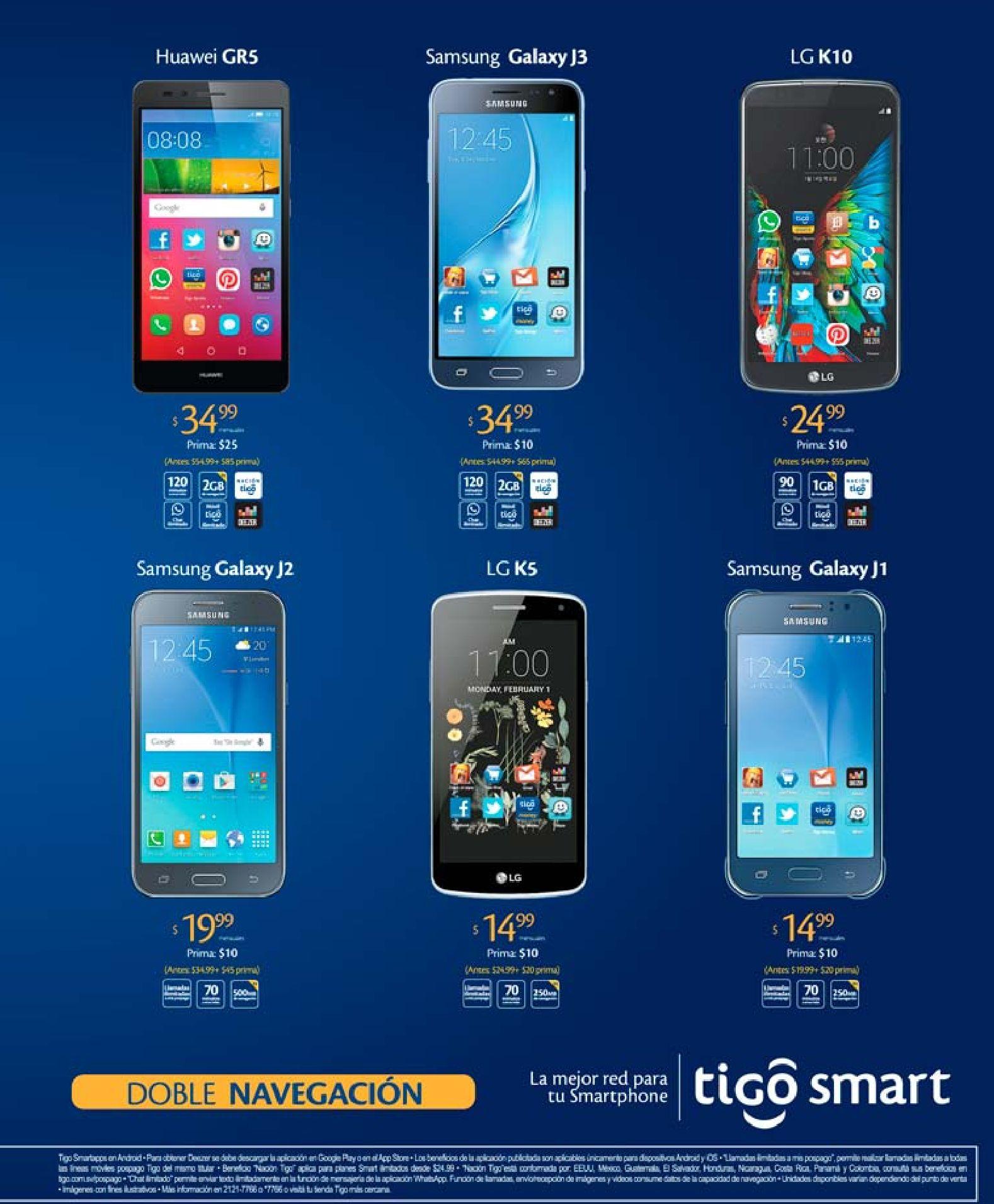 tigo-smart-precios-en-planes-de-telefonos-inteligentes