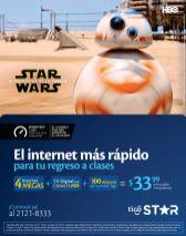 El internet mas rapido con 4 megas de TIGO el salvador