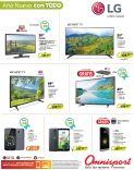 LG monitores pantallas smar tv DVD player or smart phones