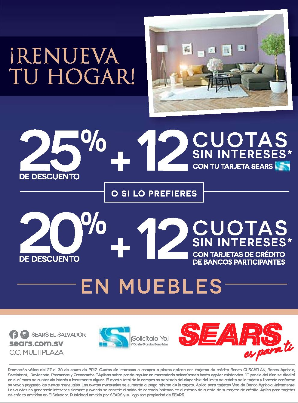 Dorable Sears Muebles Ideas Ornamento Elaboración Festooning Adorno ...