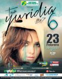 TOUR Yuridia 2017 en san salvador CIFCO 23 febrero