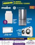 Tienda MEGAHOGAR el salvador liquidacion de electrodomesticos feb17