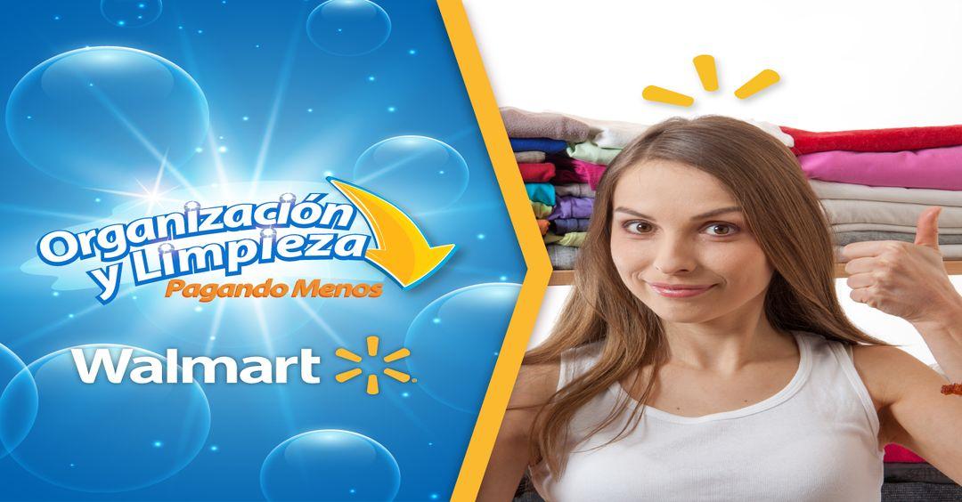 Paga menos en WALMART guia de compras llena de ahorros