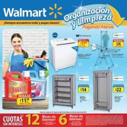 ofertas en prodcutos de limpieza y organizacion walmart