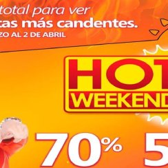 La Curacao descuentos HOT WEEKEND 2017
