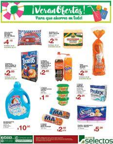 SUPER SELECTOS oferta de verano ahora viernes - 10mar17