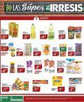 SUPER ofertas irressistibel en tiendas selectos - 15mar17
