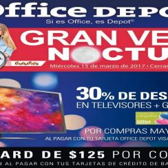 banco promerica y office depot el salvador