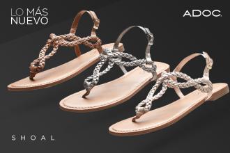 sandalias para pies lindos y limpios