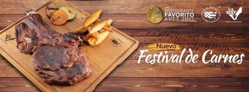 Festival de carnes restaurante el salvador