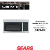 SEARS MICROONDAS General Electric precios especial