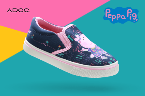 TEnnis shoes for kids PEPPA PIG collection