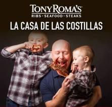 La casa de las costillas TONY ROMAS el salvador