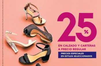 MD descuento en cazlado y carteras for MOM day 2017