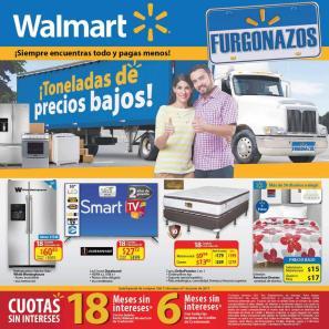 WALMART deals mas furgonazos en el mes de mayo 2017