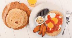 desayuno tipico salvadoreno