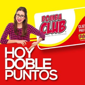 Beneficio clientes preferenciales BOMBA CLUB