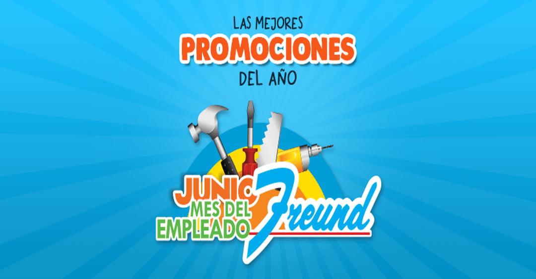 Festival de COMBOS FREUND en Junio mes del empleado