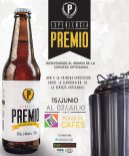 PREMIO Primera exposicion sobre cerveza artesal - Multiplaza