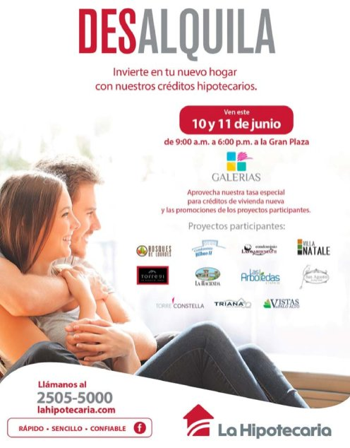 REAL STATE fest on san salvador centro comercial galerias