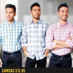 camisas para caballeros regalo del dia del padre