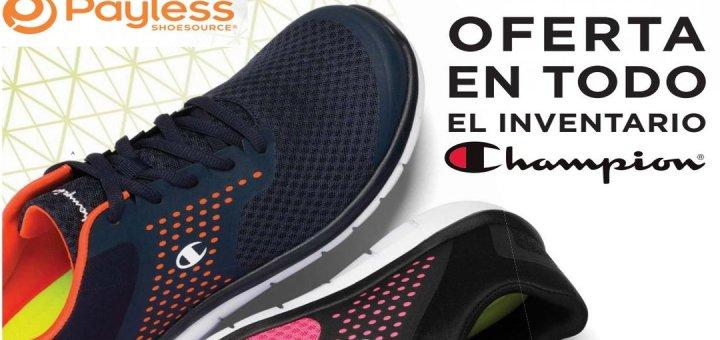 champio tenis shoes ofertas payless sv junio 2017