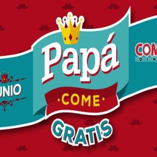 disfruta en junio gratis resaturante comet diner para papa