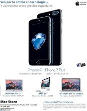 iphone 7 plus disponible en tu mac store sv