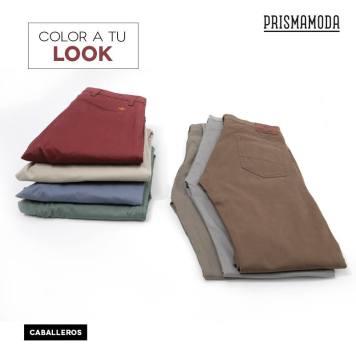 pantalones de colores para caballeros