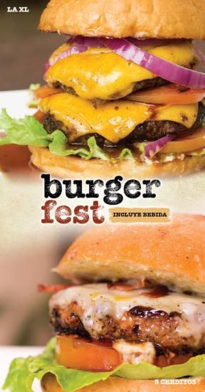 Burger fest de restaurante clavo y canela sv