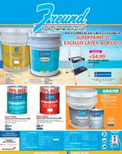 FREUND SUPER PAINT de pinturas sherwin wiliams