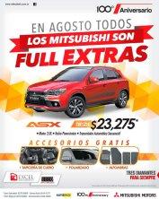MITSUBISHI ASX full extras AUTO FACIL