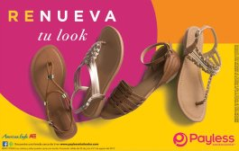 NEW LOOK sandals amercan eagle PAYLESS