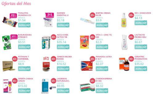 ofertas farmacias san nicolas AGOSTO 2017