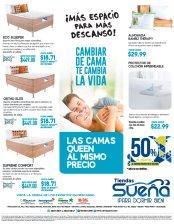 Las camas QUEEN de sueña al mismo precio